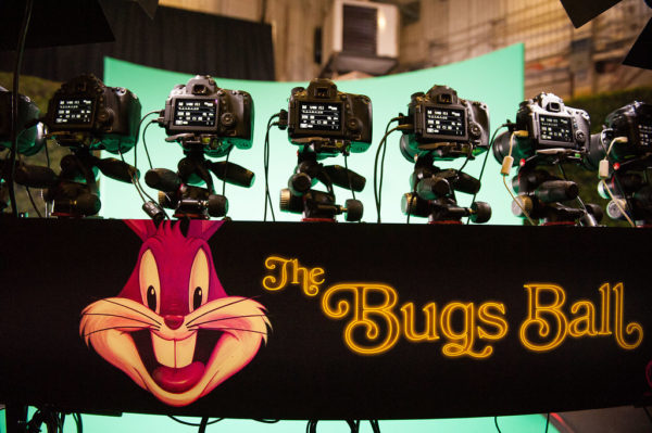 THE BUGS BALL: A FETE FOR FUNNIES